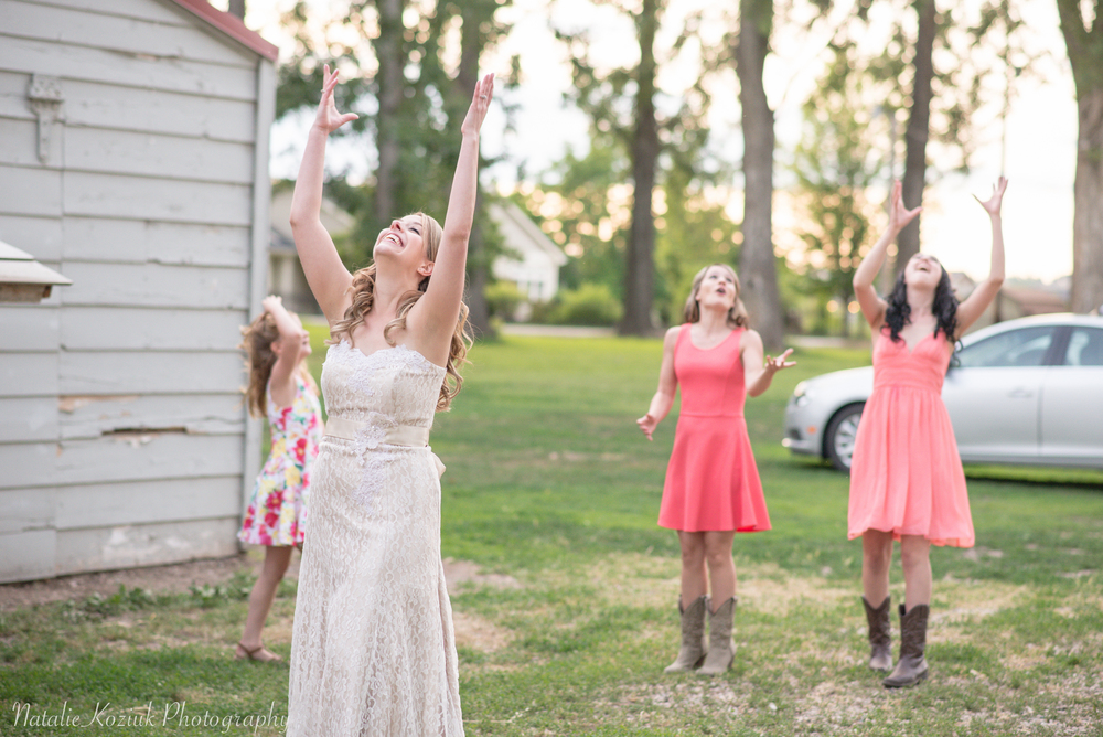 Natalie Koziuk Photography | Boise wedding photographer | reception | Star, ID | Bride Groom | nkoziukphotography.com