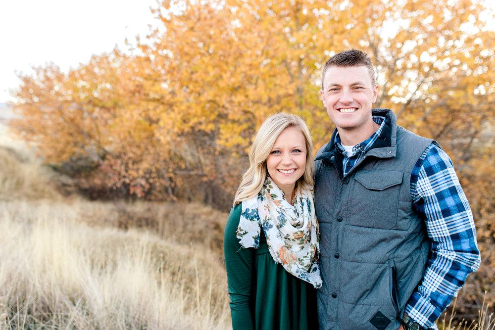 Natalie Koziuk Photography | Boise, ID family photographer | Boise, ID wedding photographer | couples photography |