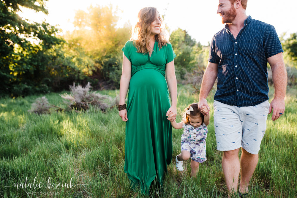 Maternity Photographer in Boise