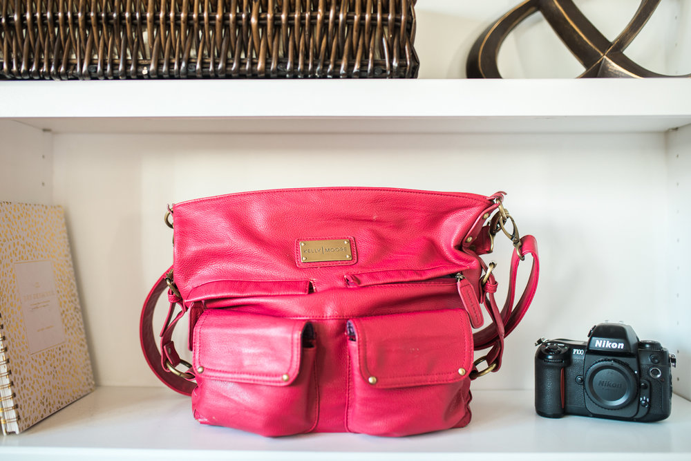 What's in My (Camera) Bag? | Boise Lifestyle Photographer | Kelly Moore Bag
