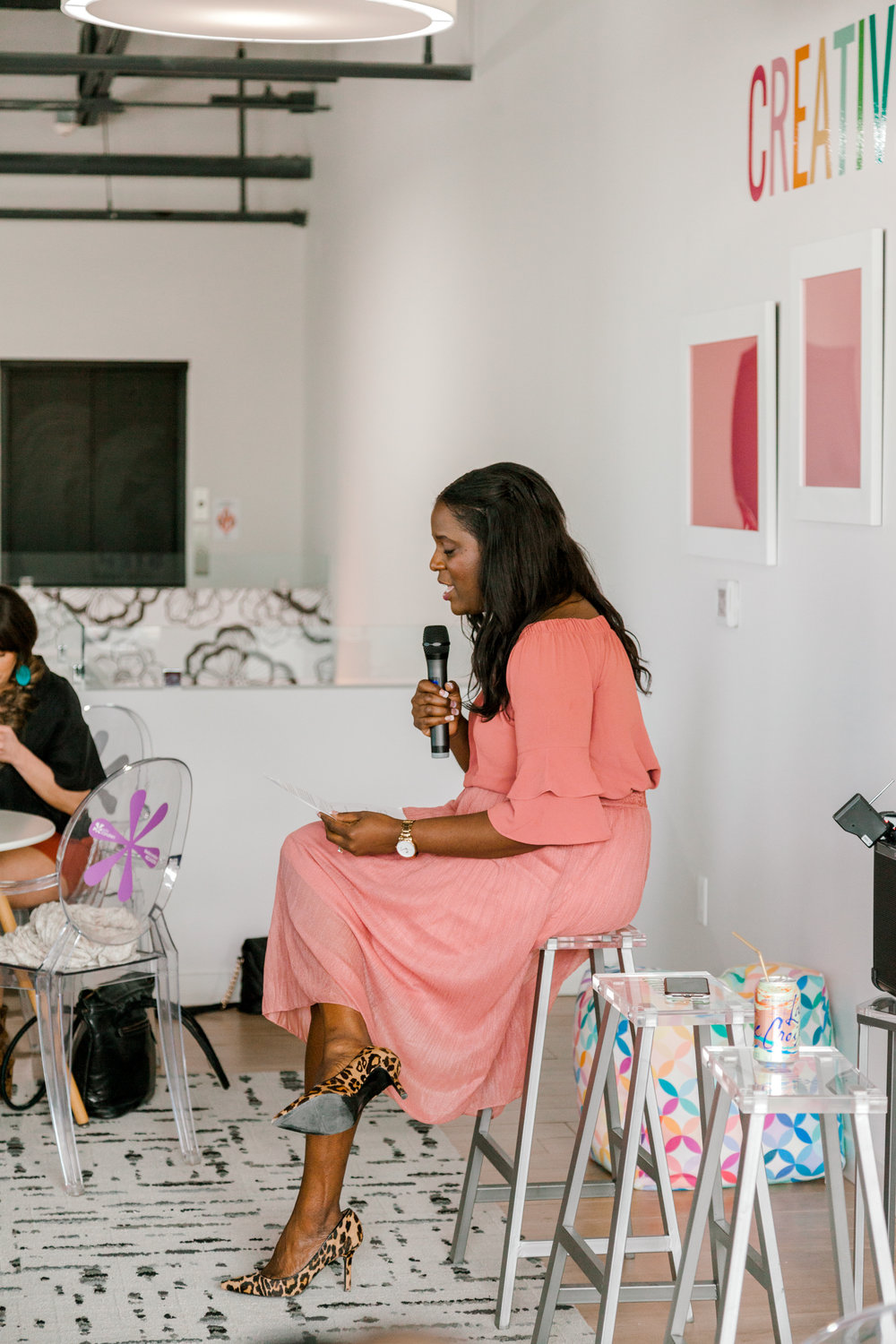 We can't wait for our next event coming up in June. Thanks to everyone that joined us and all our lovely sponsors and speakers!!  Thanks to the fabulous  Victoria Trevino Photography  for the amazing photos…   Come back at the end of the week as Nycia shares her talk from the She Blooms event.. Stick With It!!