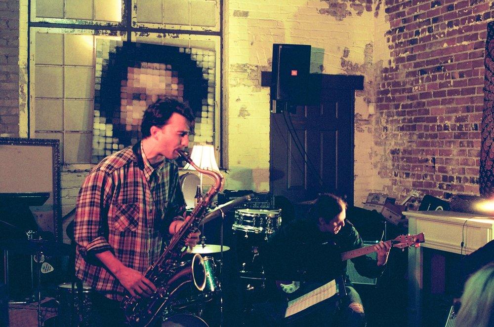 Hunter Gather - avant-jazz-post-rock