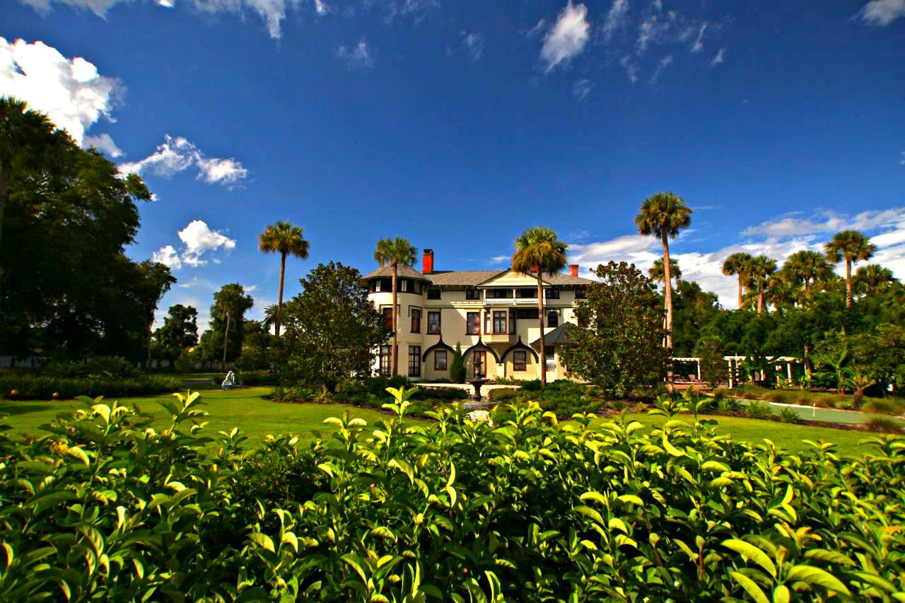 the stetson mansion deland fl