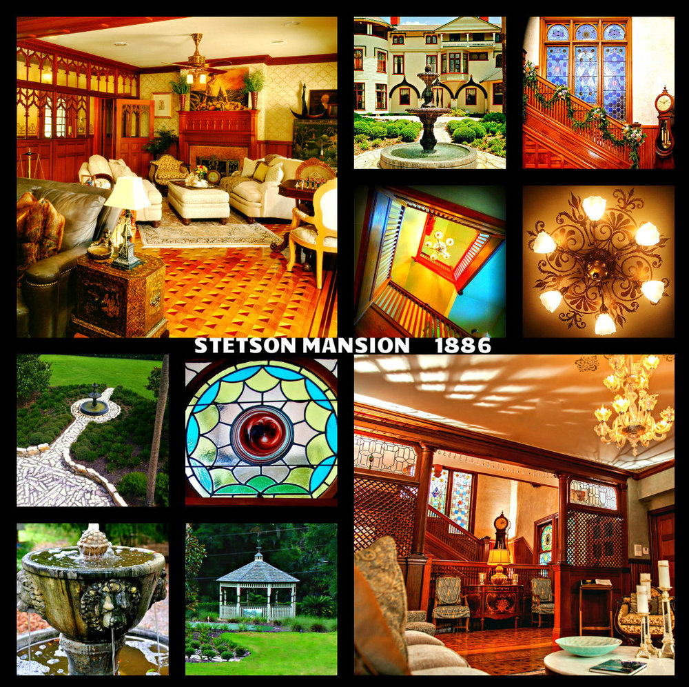 Stetson Mansion