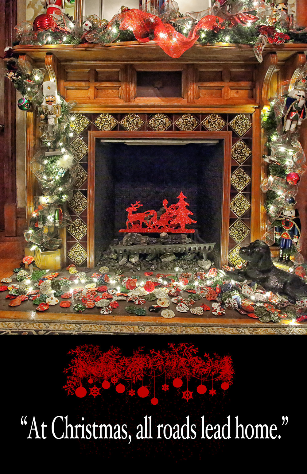 Stetson Mansion Christmas Tours