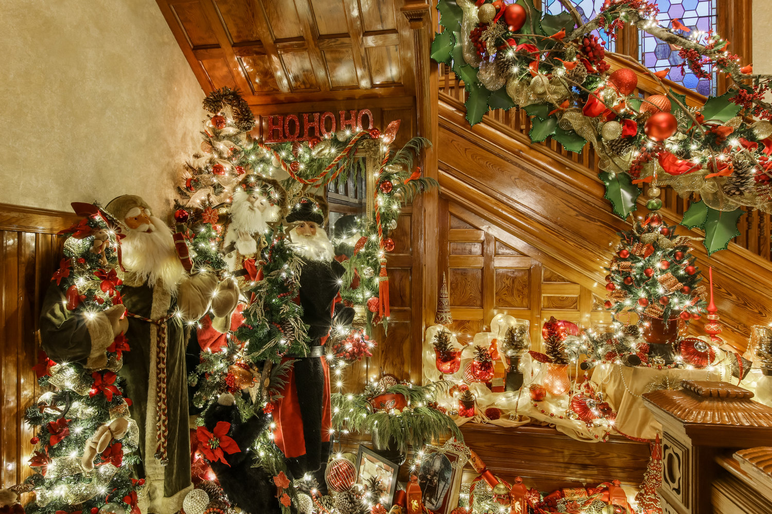Christmas Tours Nov 15 2018 Jan 15 2019 The Stetson Mansion