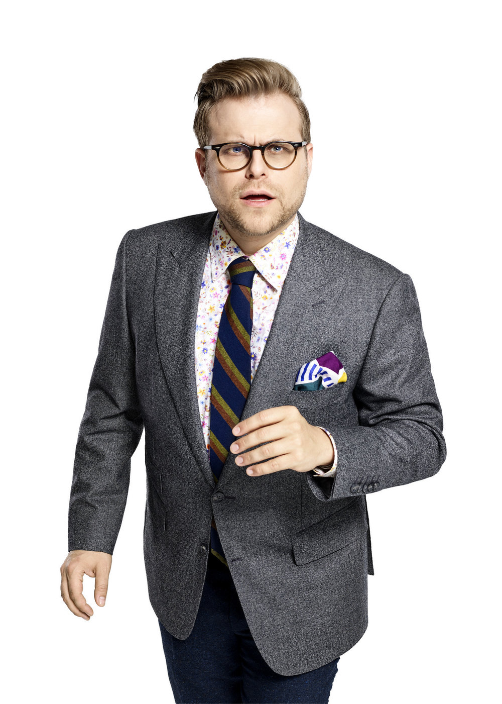 Adam Conover // Adam Ruins Everything // TruTV