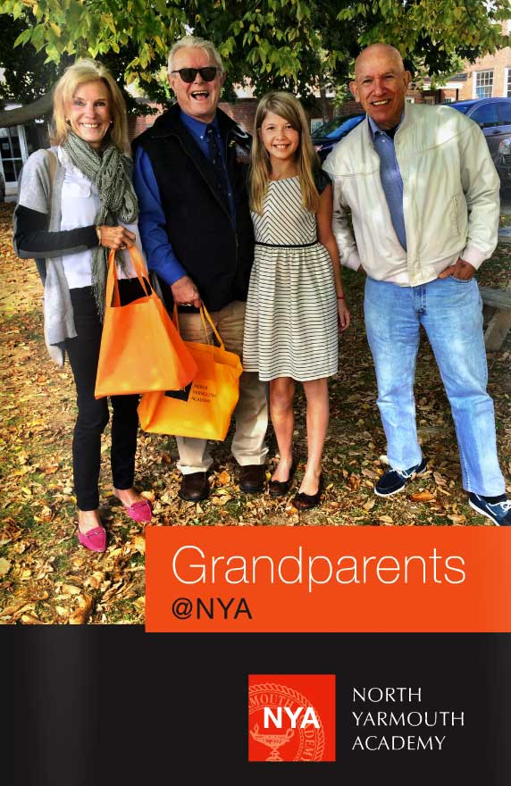 Yarmouth Academy Grandparents Brochure