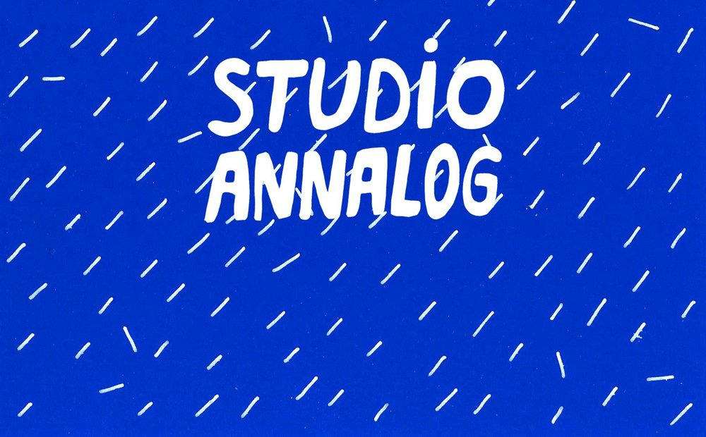 Studio Annalog  - GRAFIC design AND illustration@studioannalogstudioannalog.se
