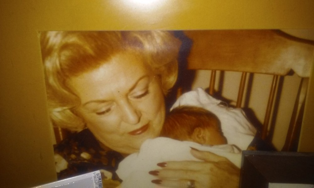 Julia + Grandma Irene