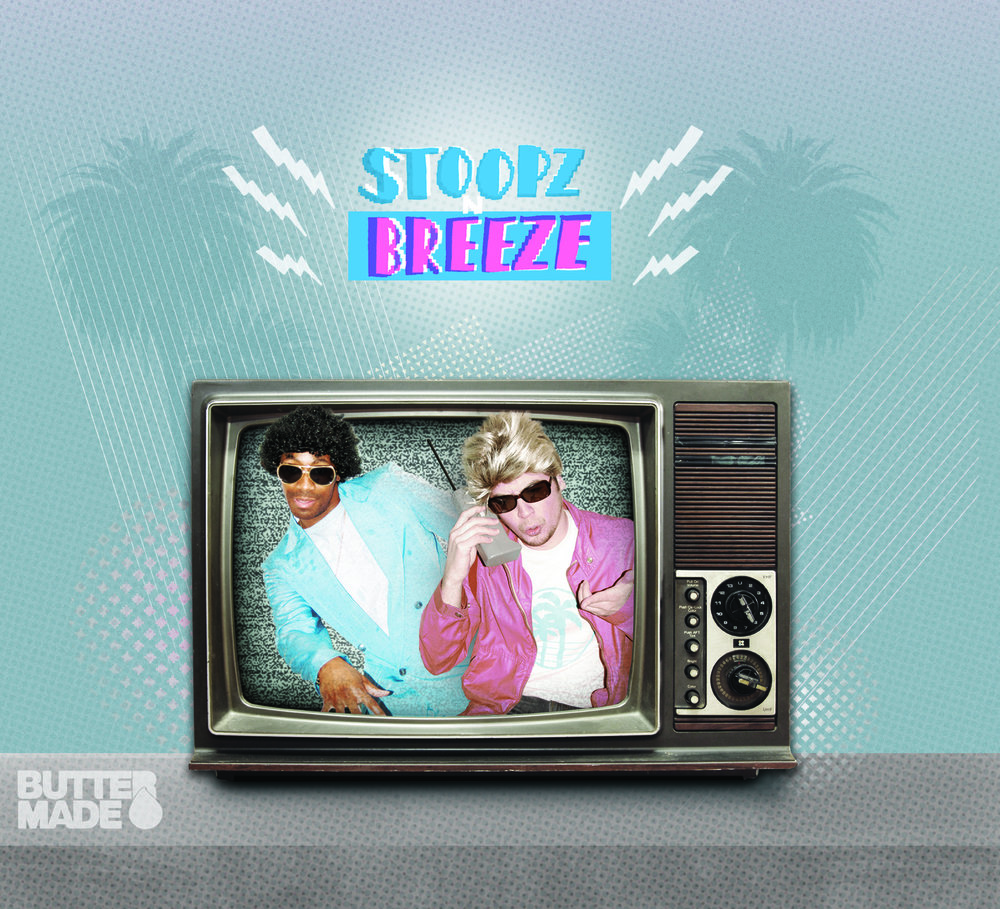 Stoopz n Breeze Promo Ad design - Ivo Gasparotto Photography - Lynn Upson