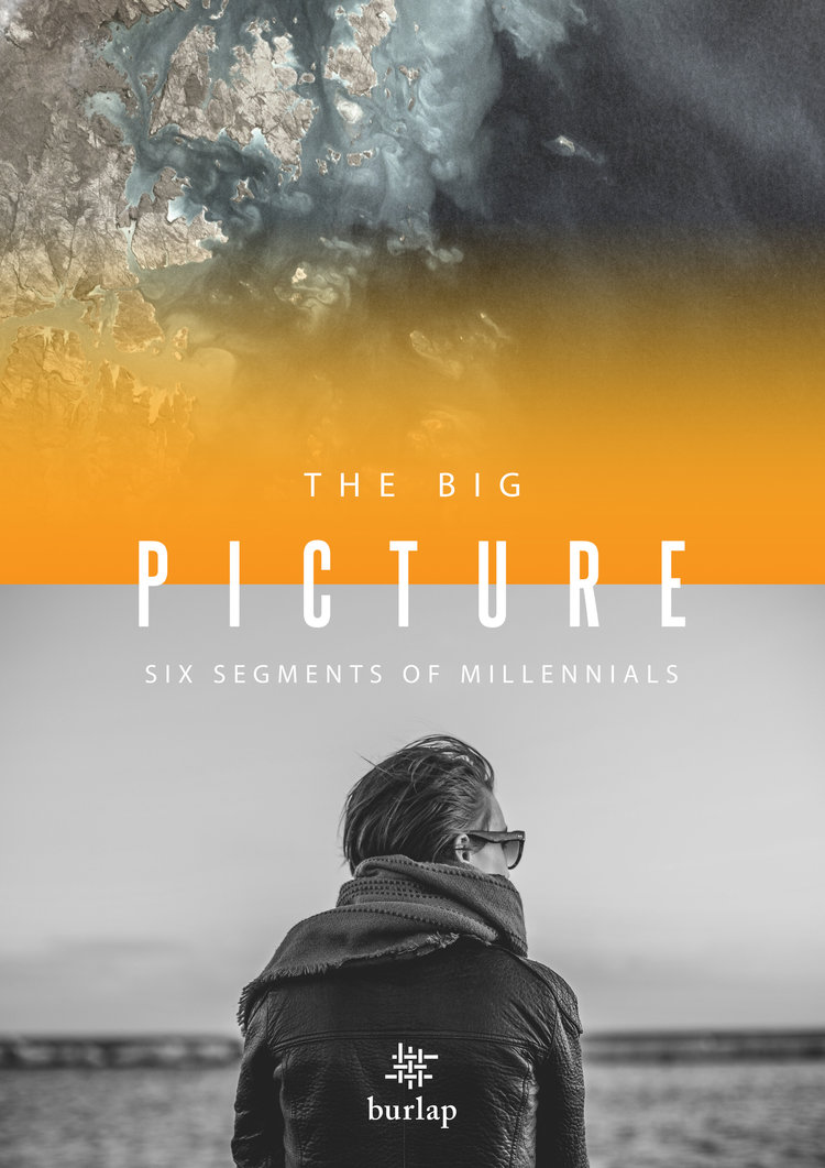 - For more detail on how the millennial generation can be viewed as parts of various sub-categories, see our downloadable book