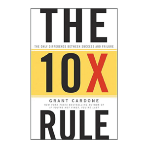 Favorite books michele aldrich fitness the 10x rule by grant cardone buy now malvernweather Images