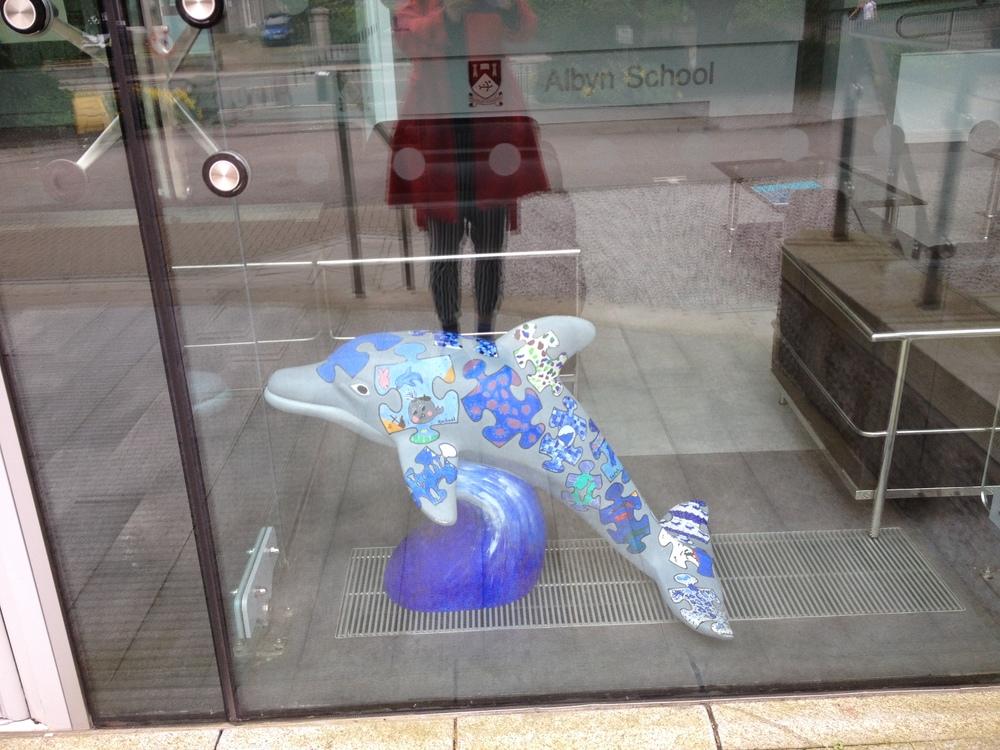 Albyn School Dolphin