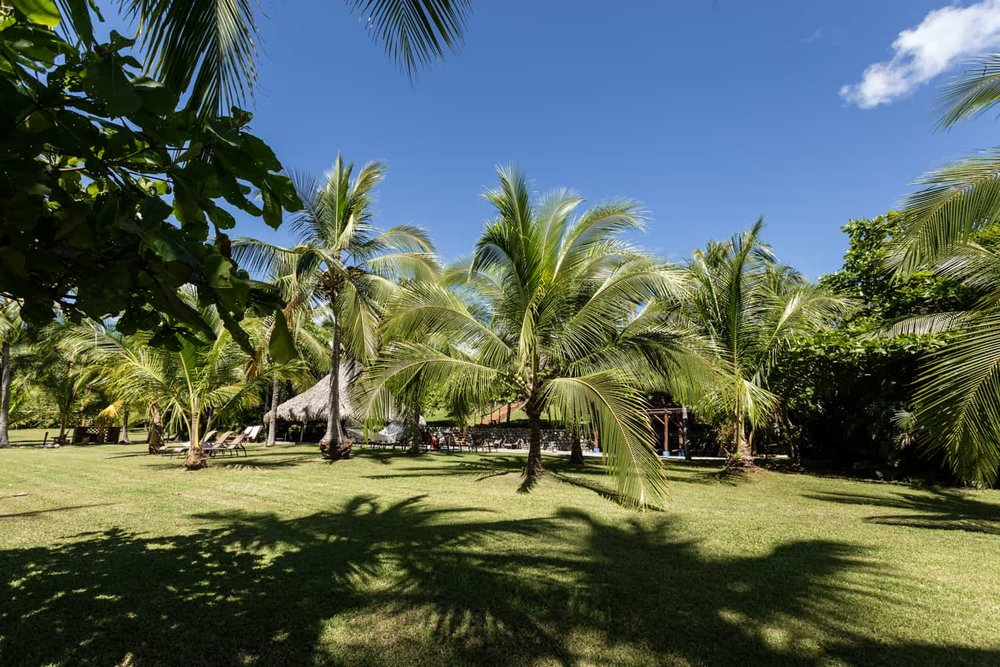 Beach wedding ceremony & reception venue at Hotel Punta Islita.