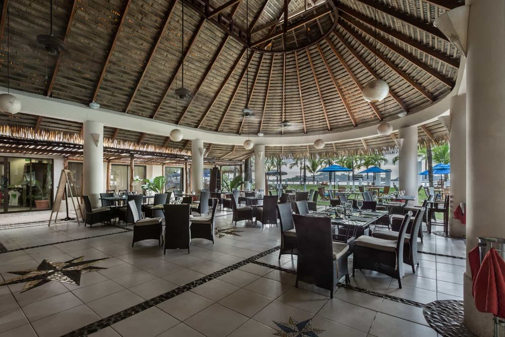 Amazing restaurant at unique Guanacaste wedding destination.