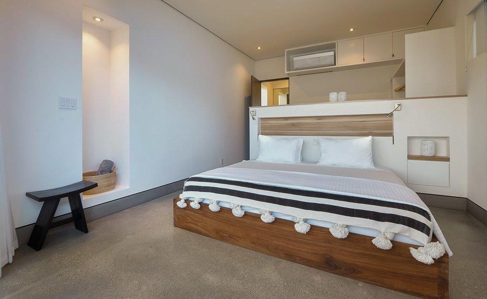 Luxury accommodations for wedding guests at Villa Morabeza, Tamarindo.