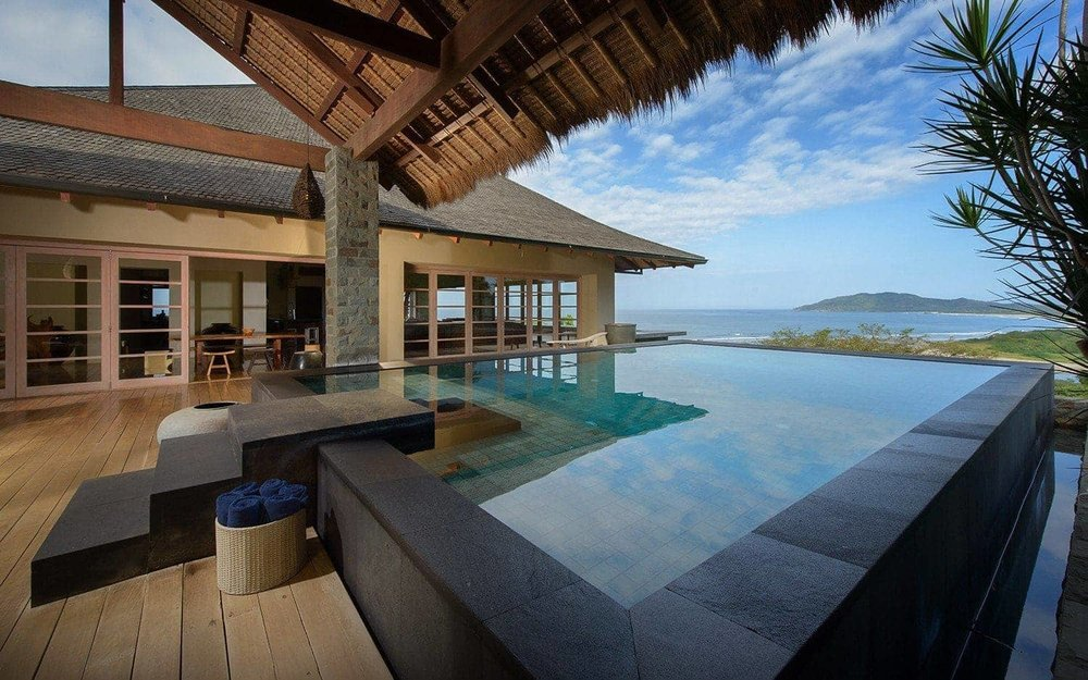Casa Alang Alang is a gorgeous ocean-front luxury villa for exclusive Costa Rica destinations weddings.
