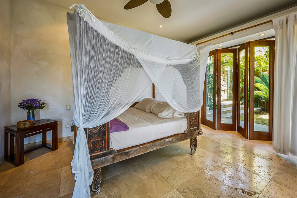 Villa Numu luxury suites for wedding guests at Ocio Villas, Mal Pais.