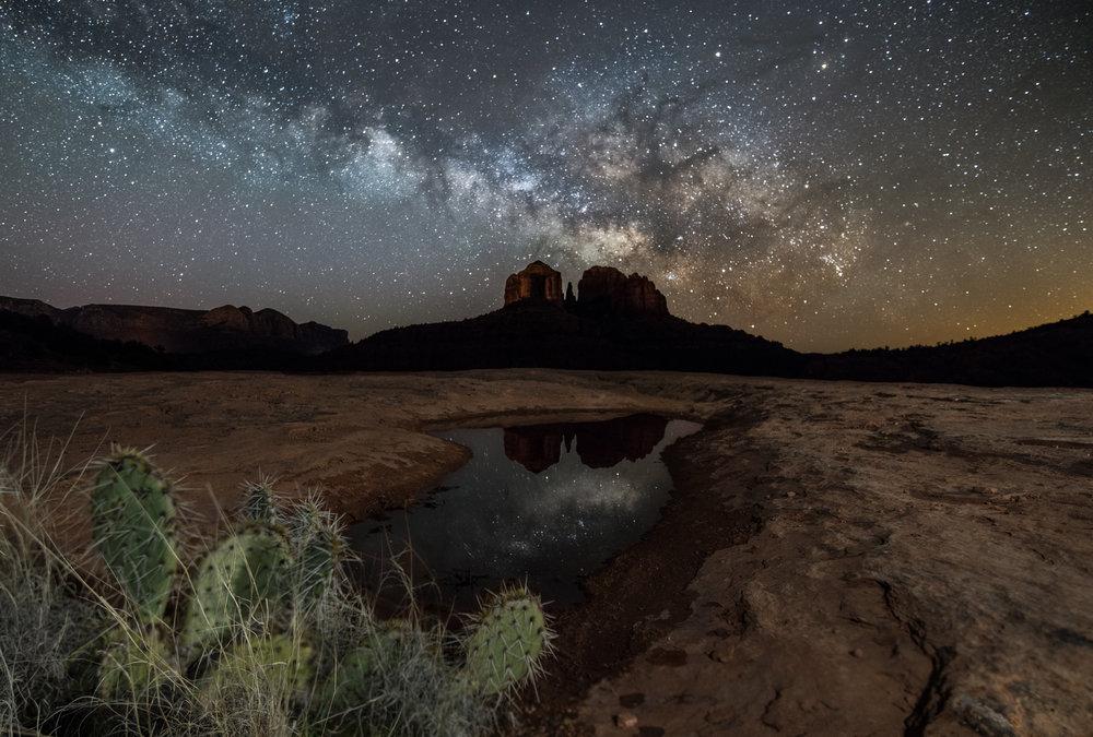 Astrophotography Through the Years - Montana, Arizona, Nevada, Kansas