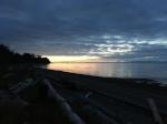 Denman Island Sunset