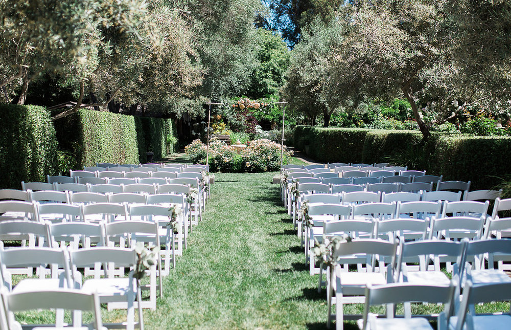 California Wedding Planner Wedding Coordinator San Francisco Palo Alto Outdoor Garden