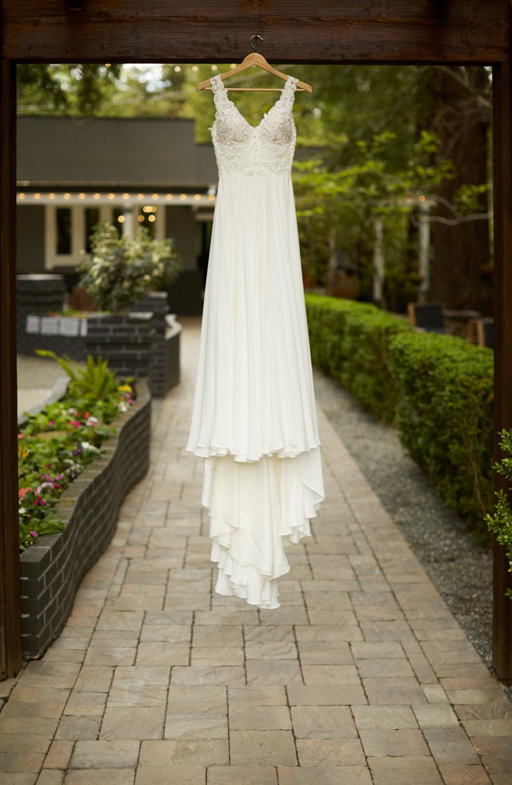 Deer Park Villa - Wedding Planner - Gown