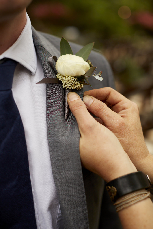 Deer Park Villa - Wedding Planner - Boutonniere