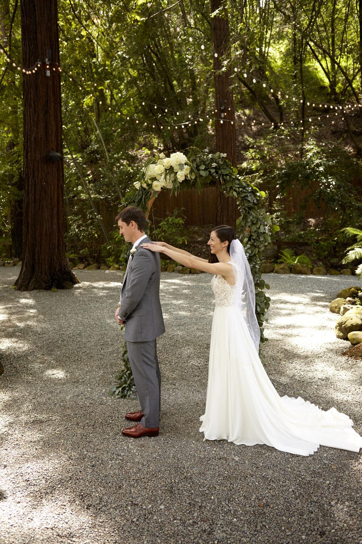 Deer Park Villa - Wedding Planner- First Look