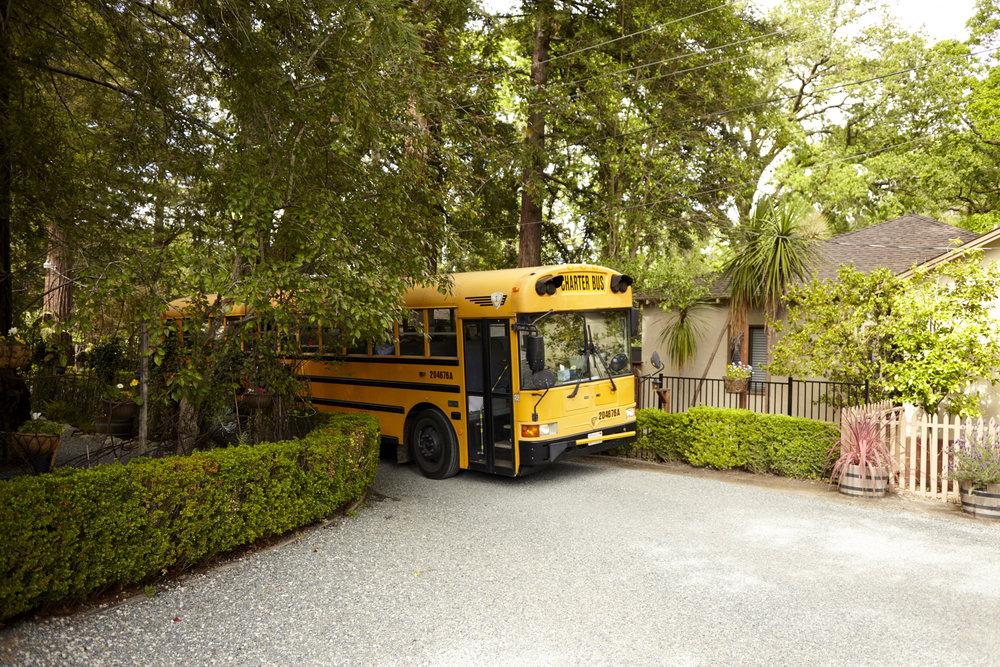 Deer Park Villa - Wedding Planner - Guest Transportation