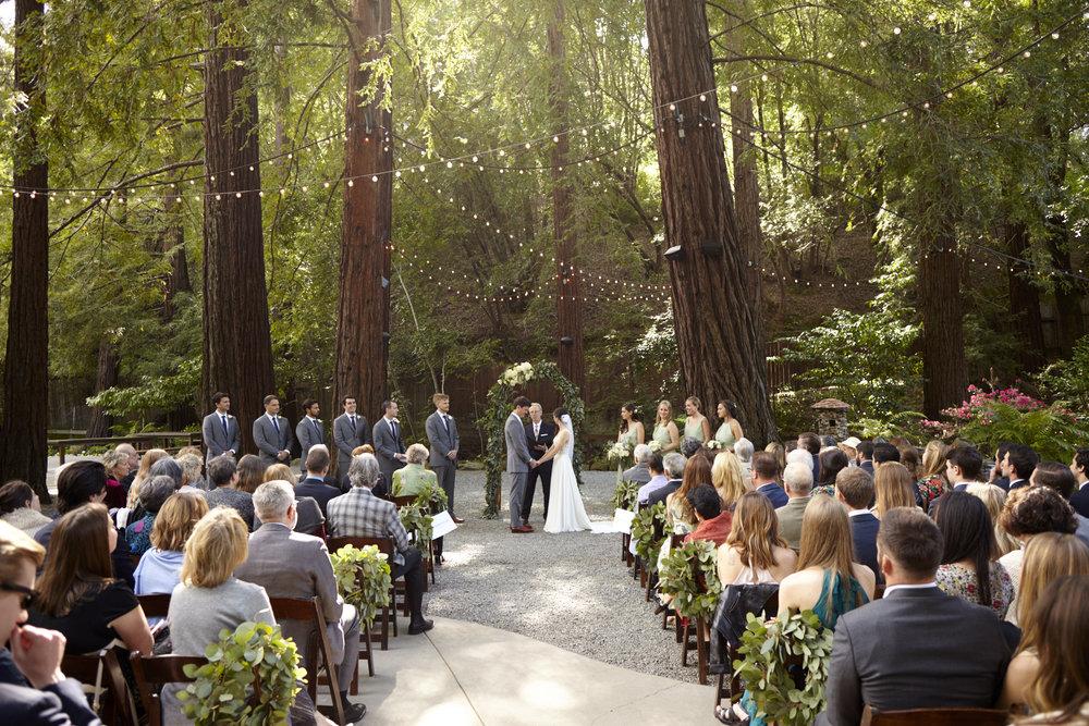 Deer Park Villa - Wedding Planner - Ceremony Set Up