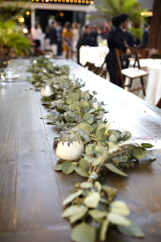 Deer Park Villa - Wedding Planner - Farm Table - Florist