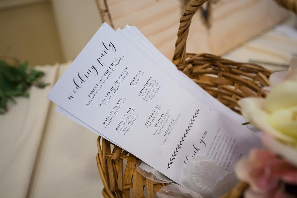 Perfectly Planned Moments Eugene Oregon Wedding Planner Ceremony Programs.jpg