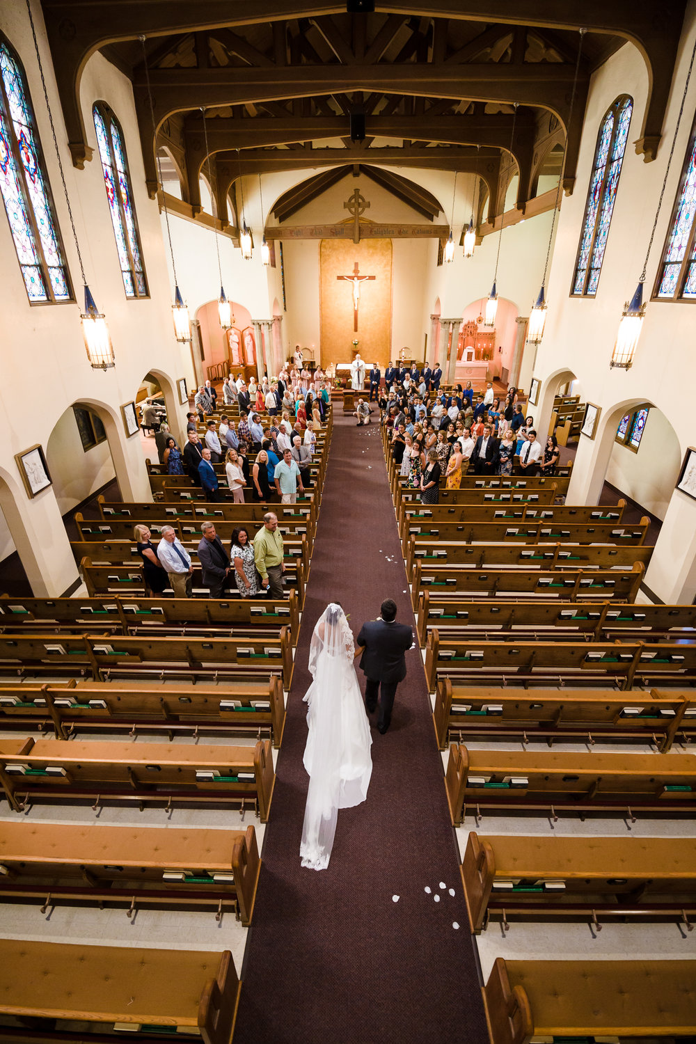 Perfectly Planned Moments Eugene Oregon Wedding Planner Saint Mary's Catholic Church.jpg