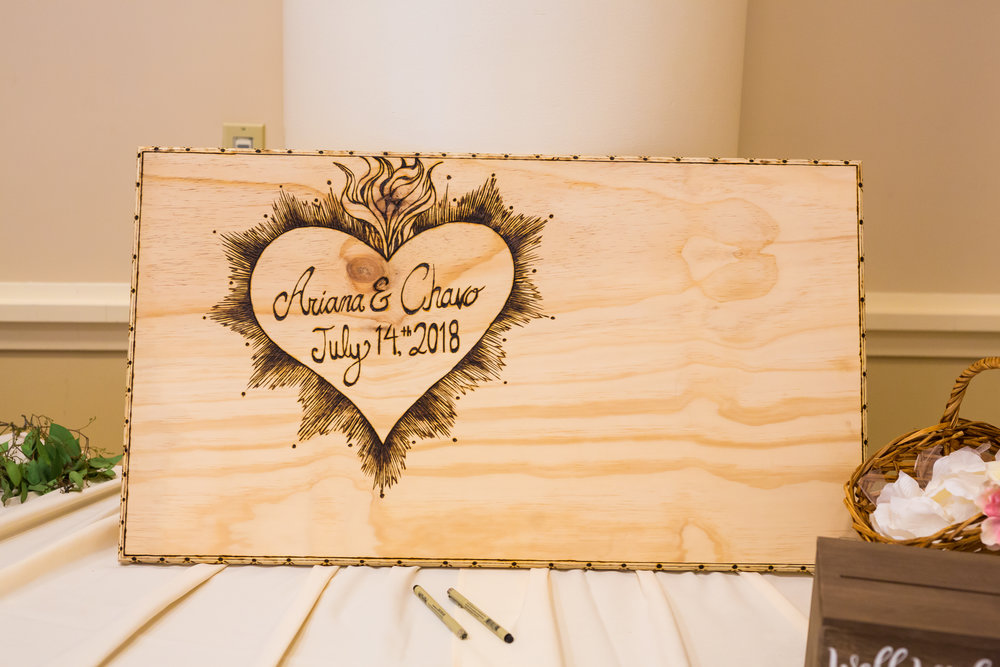Perfectly Planned Moments Eugene Oregon Wedding Planner DAC DIY Guestbook.jpg