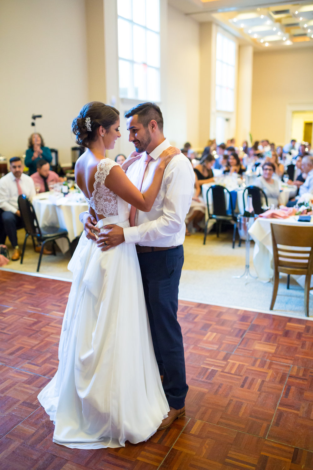 Perfectly Planned Moments Eugene Oregon Wedding Planner Downtown Athletic Club First Dances.jpg