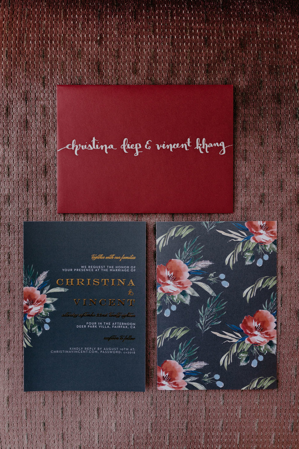 Deer Park Villa Wedding Planner Perfectly Planned Moments Nirav Patel Photography Invitation Suite.JPG