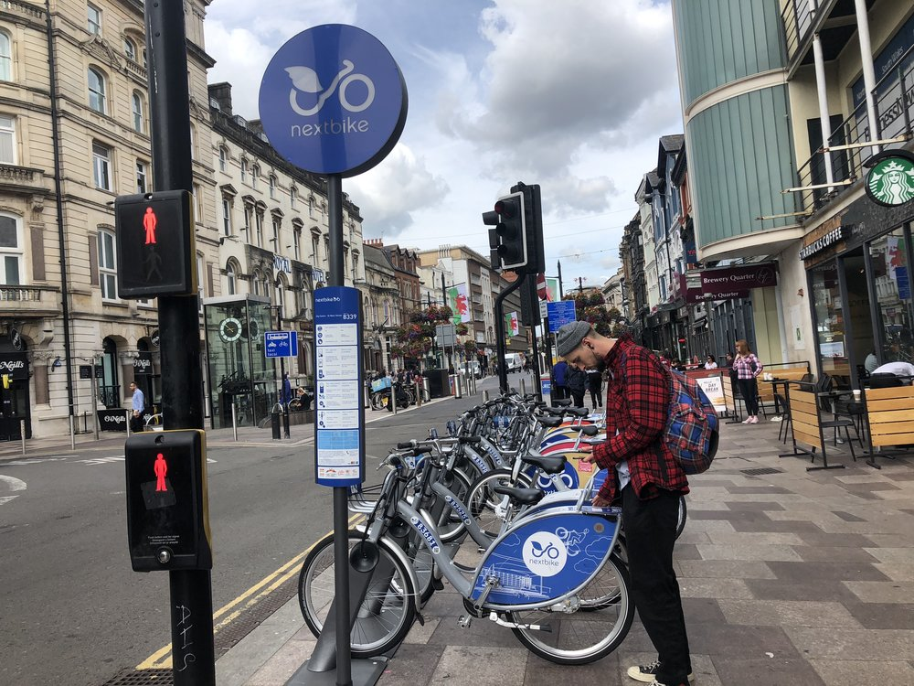Narrative, network and nextbike - Cardiff City Bike ShareA study in successDecember 2018