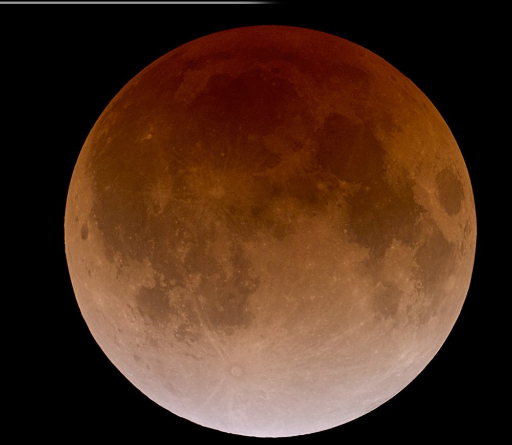 Total Lunar Eclipse is on 31 January 2018