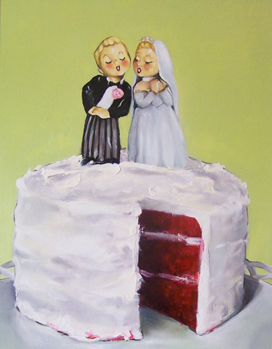 Charlie's Wedding Cake