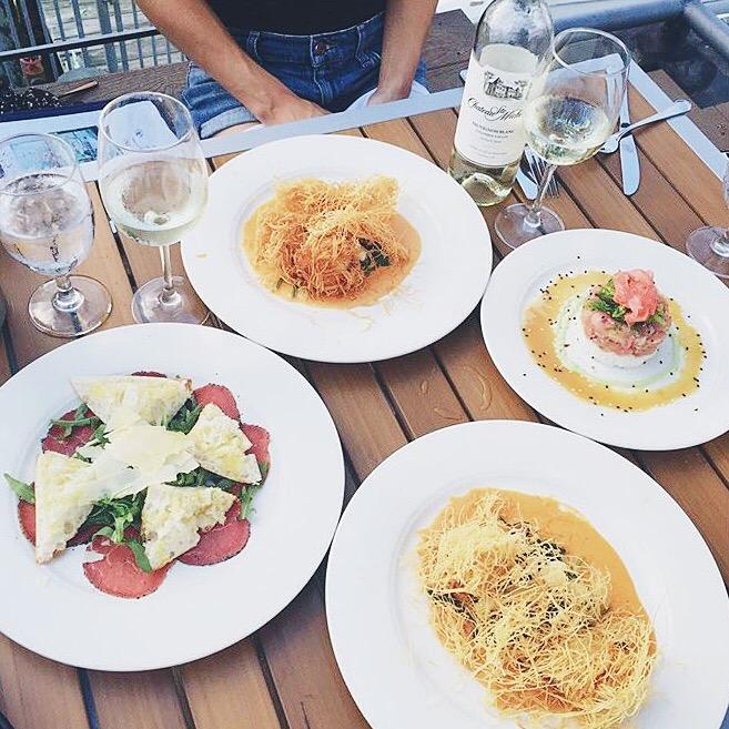 Carrol's Creek Cafe (photo: Rhea Torreon)