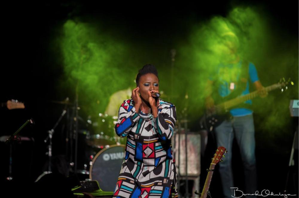 Album leak Lagos Nigeria. Sponsored by Showgear. 0ct. 30th 2016