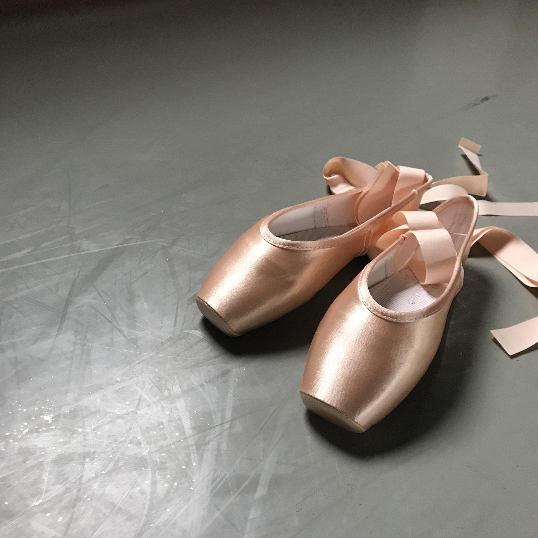 prix bas meilleur en ligne vente la moins chère Gaynor Minden Pointe Shoe Fitting Event — The Station ...