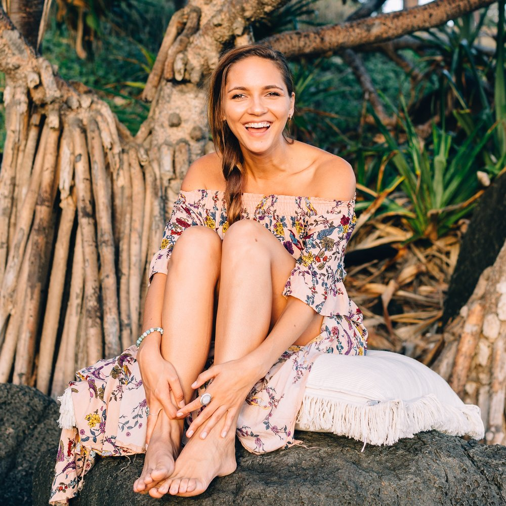 Hey, I'm Danielle Knight, A freedom expert, speaker, travel mentor + creator of the award nominated Sip + Soul Podcast. My mission's to help you create a life that fits your Soul, not the mould. -