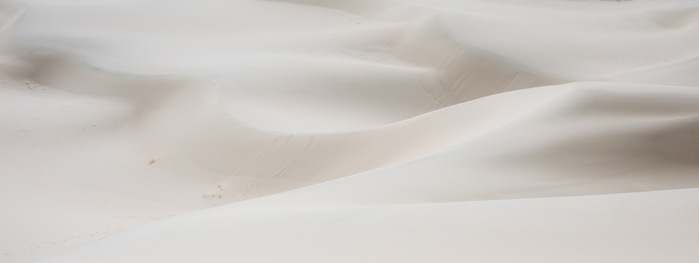 Death Valley National Park, Eureka Dunes, California, USA