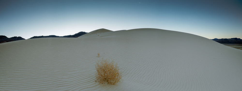 Eureka Dunes, Death Valley National Park, California, USA