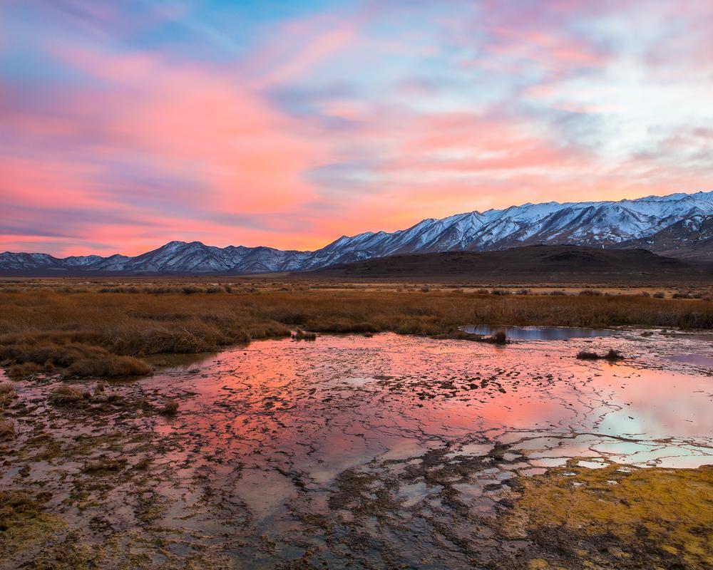 Black Rock Desert,     Nevada,     USA