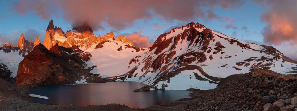 Mt. Fitz Roy, El Chalten, Argentina