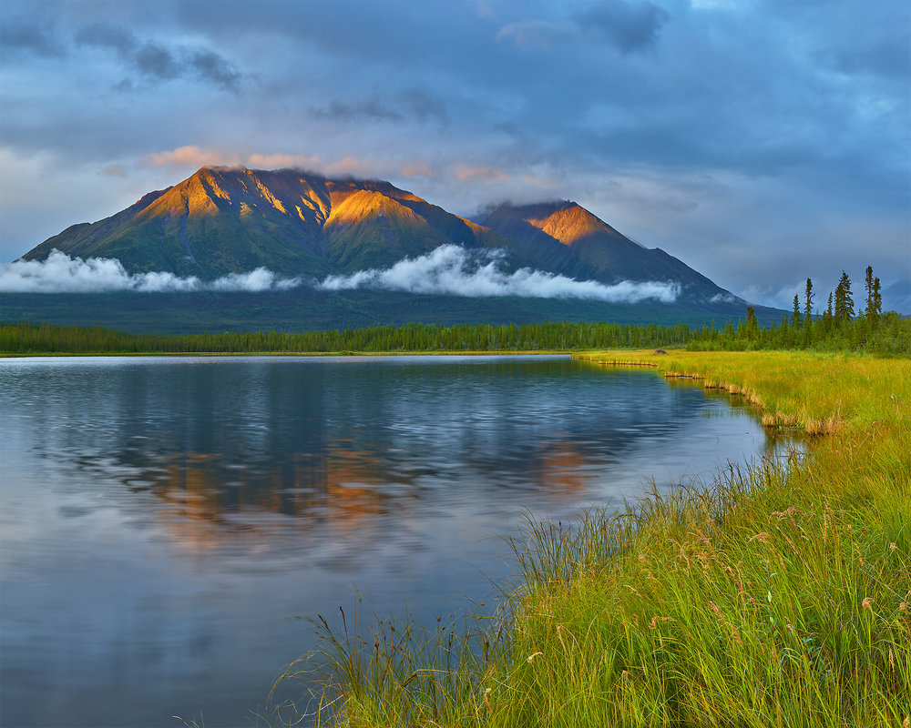Wrangell & St. Elias Wilderness, Alaska, USA