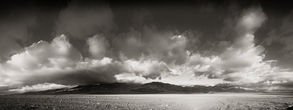 Sky and Desert